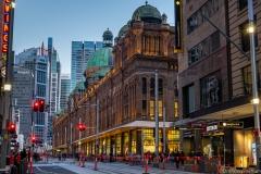 Sydney Queen Victoria Building