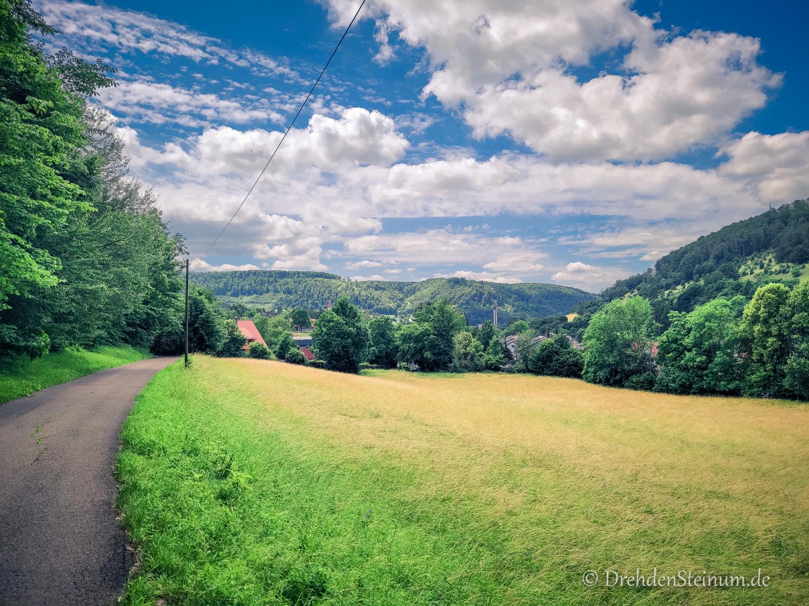 Albsteig (HW1) Etappe 4: Von Kapfenburg nach Unterkochen