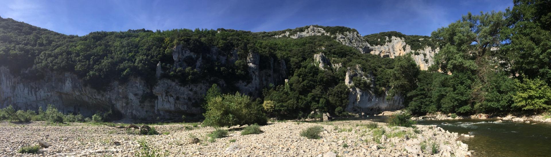 Campingplatz Nature Parc l`Ardechois, Sommer 2016