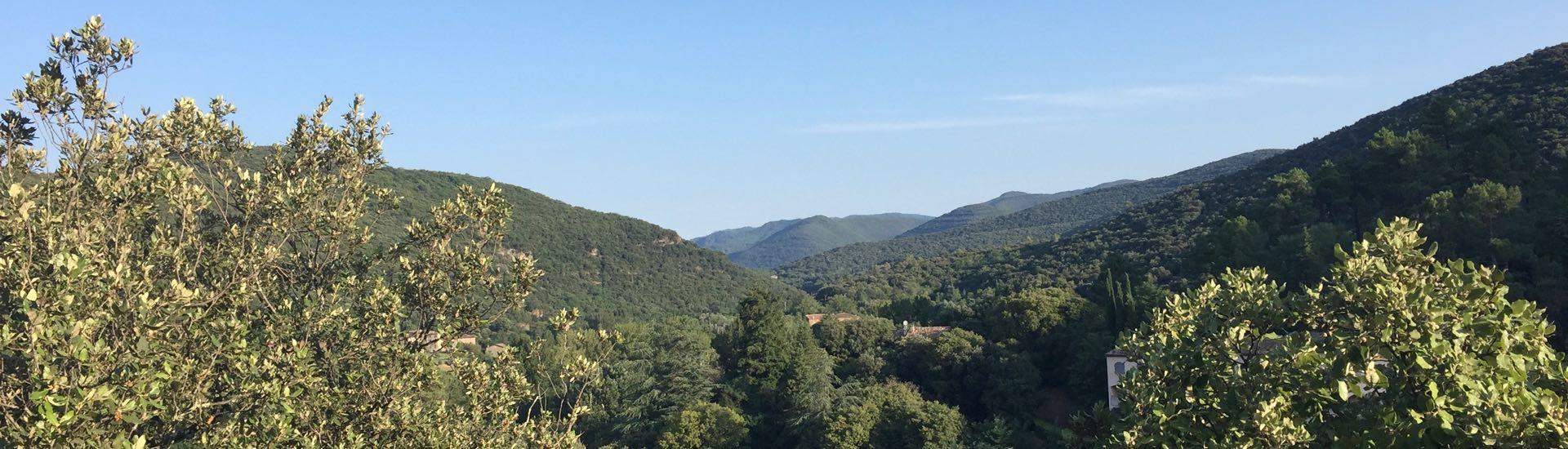 Campingplatz Provence Cevennes, Sommer 2016