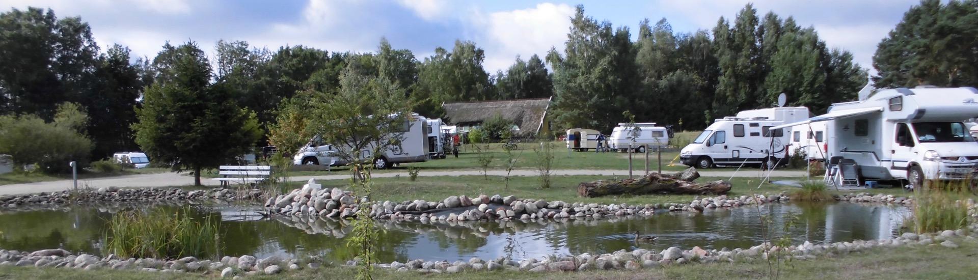 Camping- und Wohnmobilpark Kamerun