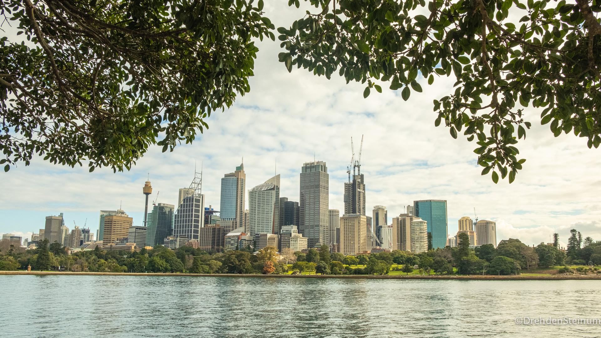 Sydney Tag 1 und 2 – Australien Rundreise 2019