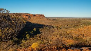 Kings Canyon und West McDonnell Ranges