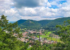 Albsteig (HW1) Etappe 6: Lauterburg / Rosenstein bis Weißenstein