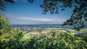 Albsteig (HW1) Etappe 8: Wasserberg bis Wiesensteig