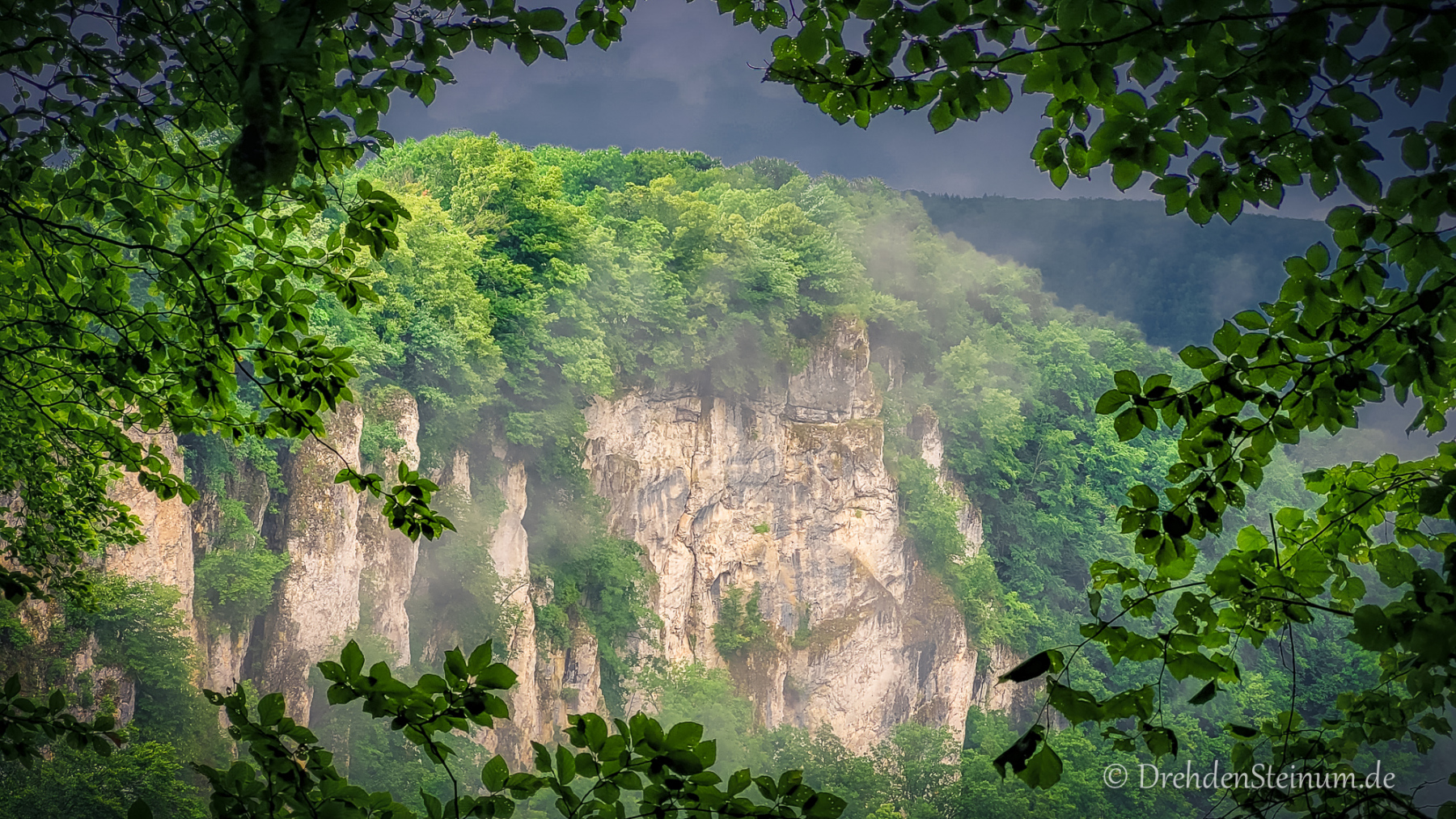Albsteig (HW1) Etappe 11: Bad Urach – Stahleck